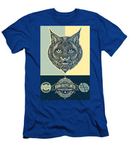 Rubino Spirit Cat - Men's T-Shirt (Athletic Fit)