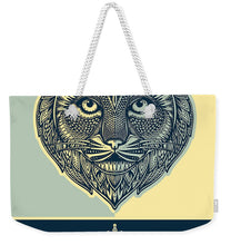 Rubino Spirit Cat - Weekender Tote Bag