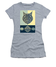 Rubino Spirit Cat - Women's T-Shirt (Athletic Fit)