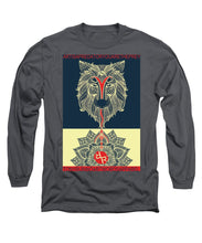 Rubino Spirit Wolf - Long Sleeve T-Shirt