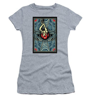 Rubino Steampunk Rise - Women's T-Shirt (Athletic Fit)