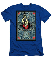 Rubino Steampunk Rise - Men's T-Shirt (Athletic Fit)