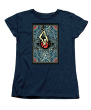 Rubino Steampunk Rise - Women's T-Shirt (Standard Fit)