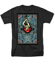 Rubino Steampunk Rise - Men's T-Shirt  (Regular Fit)