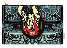 Rubino Steampunk Rise - Carry-All Pouch