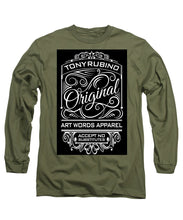 Rubino Vintage Original - Long Sleeve T-Shirt