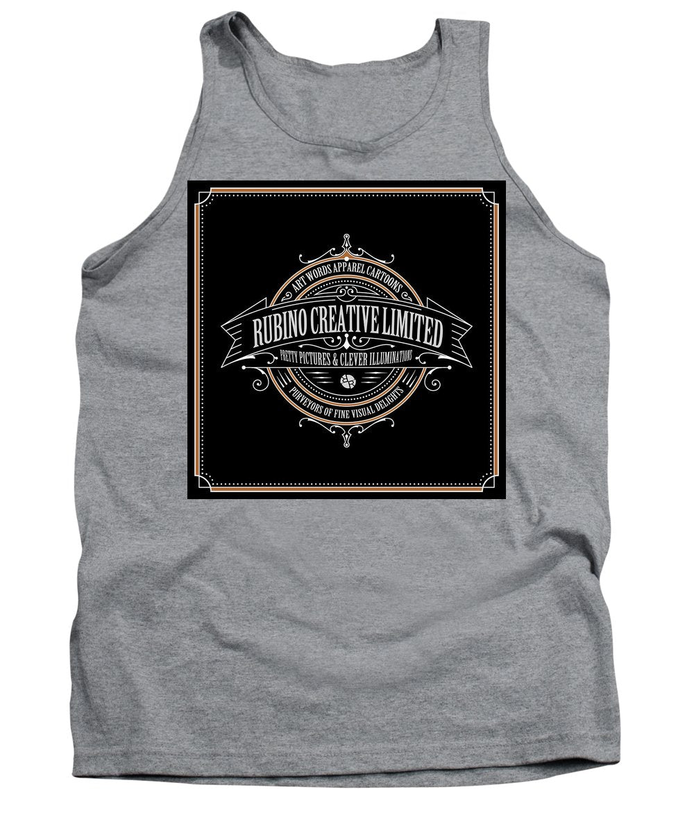 Rubino Vintage Sign - Tank Top