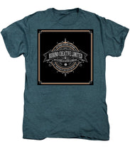 Rubino Vintage Sign - Men's Premium T-Shirt
