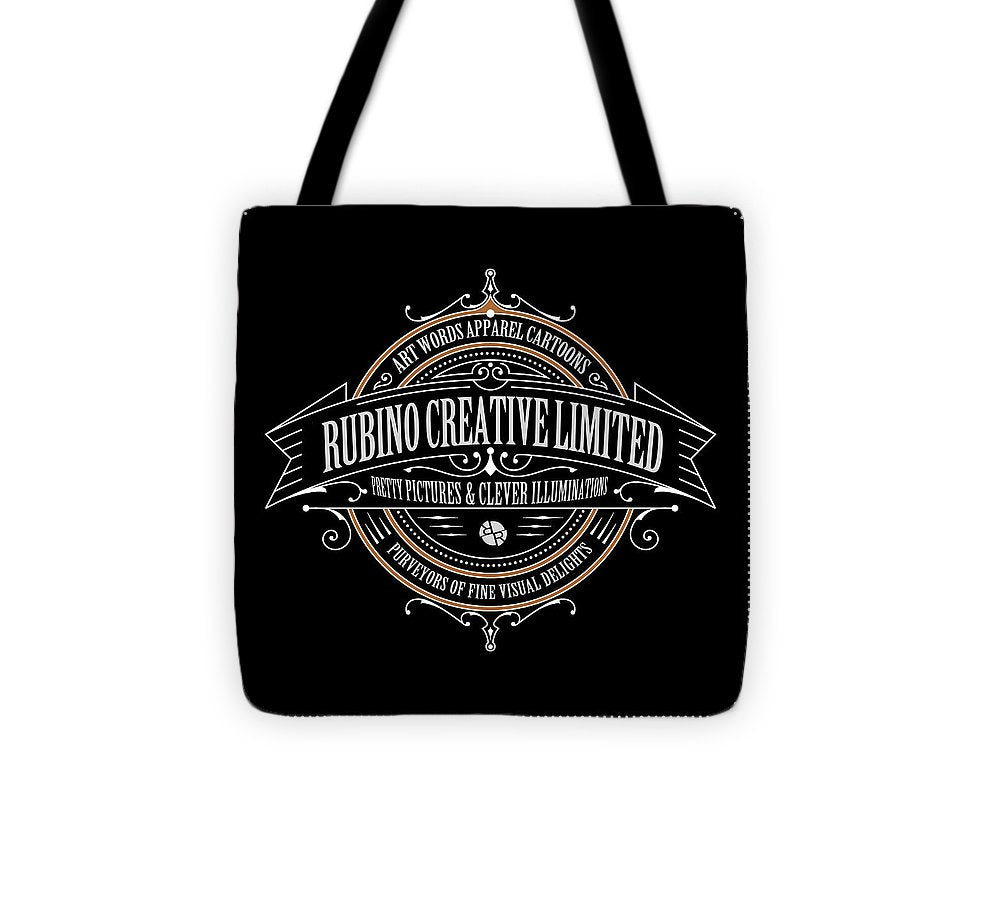 Rubino Vintage Sign - Tote Bag