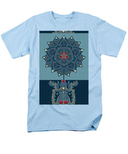 Rubino Zen Flower - Men's T-Shirt  (Regular Fit)
