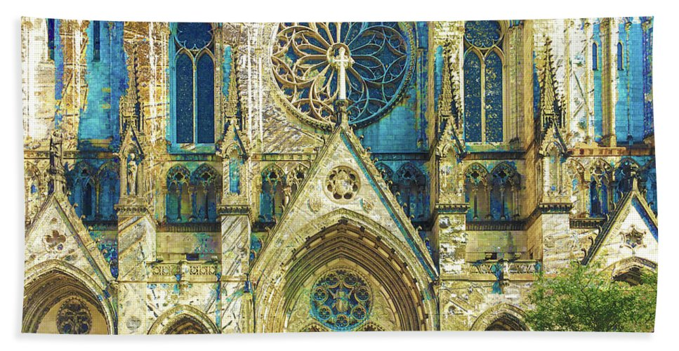 Saint Mark's - Beach Towel