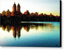 San Remo Nyc - Canvas Print