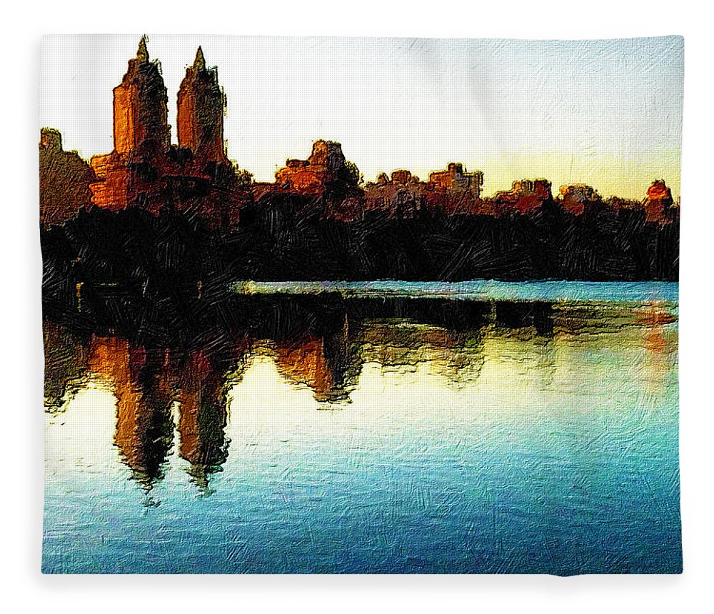 San Remo Nyc - Blanket