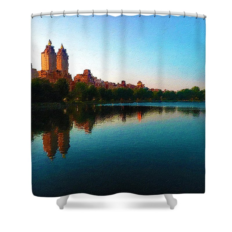 San Remo - Shower Curtain