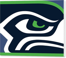 Seattle Seahawks - Canvas Print