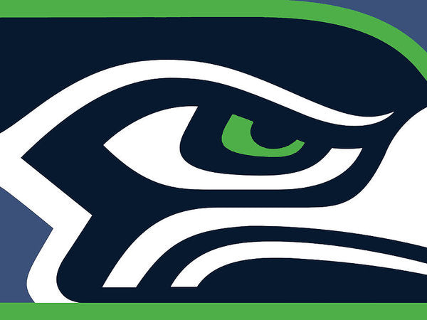 Seattle Seahawks - Art Print