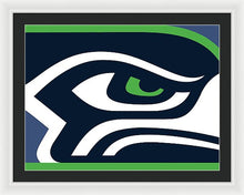 Seattle Seahawks - Framed Print