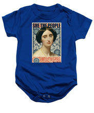 She The People 1 - Baby Onesie