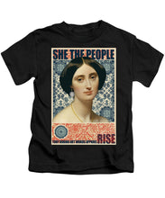She The People 1 - Kids T-Shirt