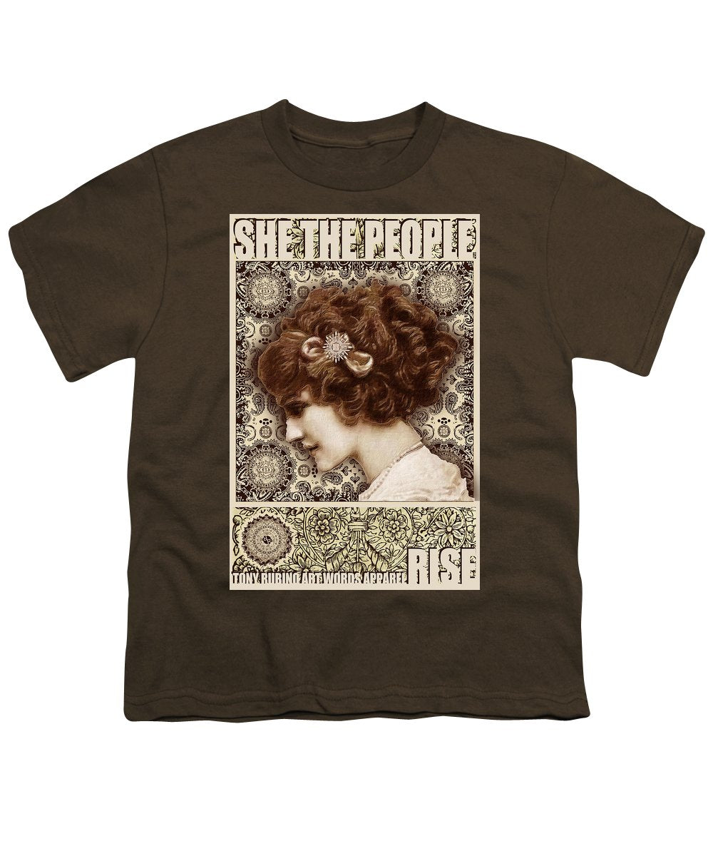 She The People 2 - Youth T-Shirt