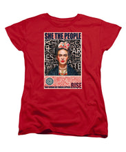 She The People Frida - Women's T-Shirt (Standard Fit)