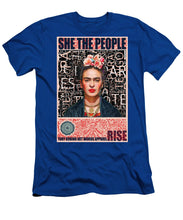She The People Frida - Men's T-Shirt (Athletic Fit)