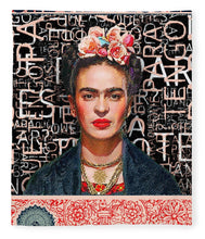 She The People Frida - Blanket