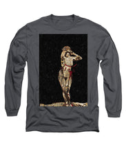 She's Made Of Armor - Long Sleeve T-Shirt