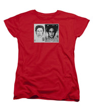 Son Of Sam David Berkowitz Mug Shot And Police Sketch - Women's T-Shirt (Standard Fit)