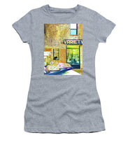 Spice Of Life - Women's T-Shirt (Athletic Fit)