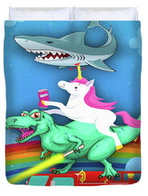 Super Terrific Freakin Awesome - Duvet Cover