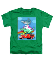 Super Terrific Freakin Awesome - Toddler T-Shirt