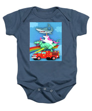 Super Terrific Freakin Awesome - Baby Onesie