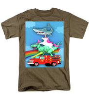 Super Terrific Freakin Awesome - Men's T-Shirt  (Regular Fit)