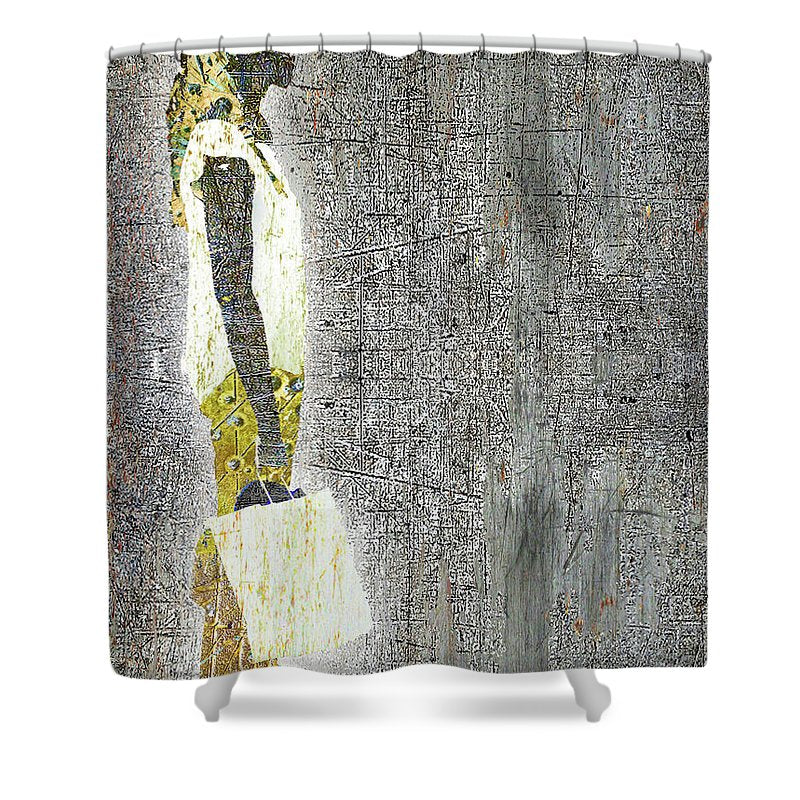 There - Shower Curtain
