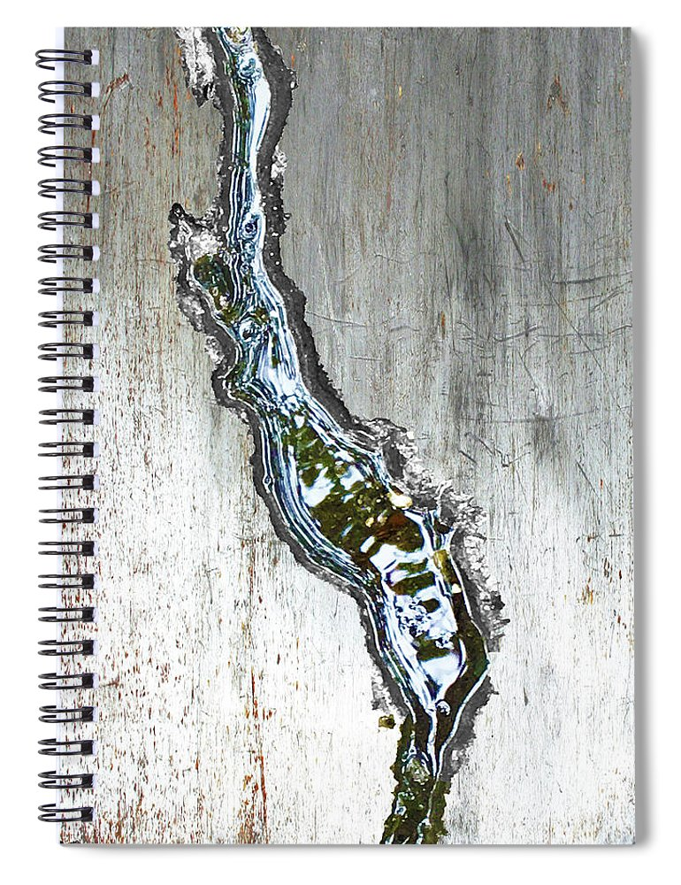 Two - Spiral Notebook