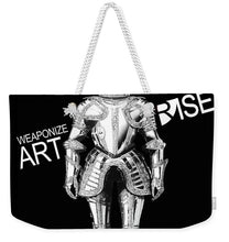 Rise Weaponize Art - Weekender Tote Bag