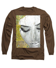 Who Is She - Long Sleeve T-Shirt