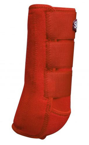 Red - Elite Equine Sports Medicine Boots