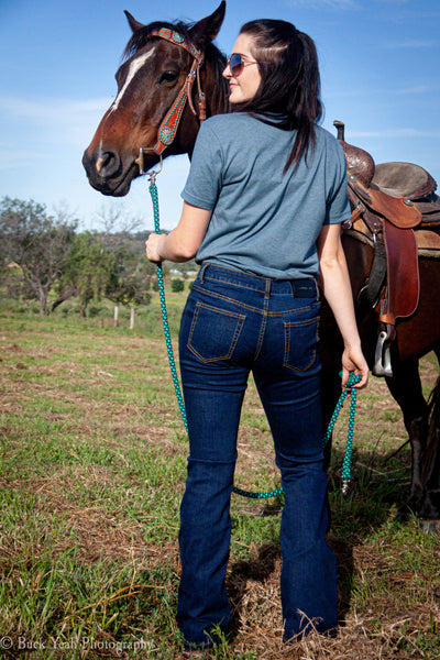 Outback Filly Basics Jeans - Dark Denim