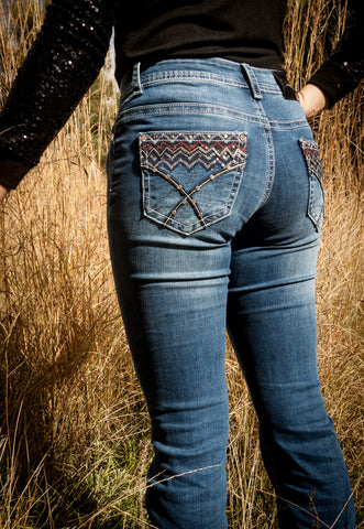 Outback Wild Child Jeans - Darcey