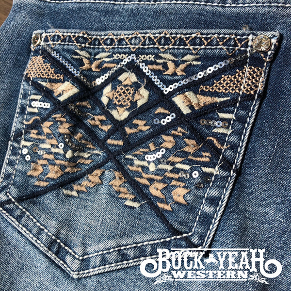 Outback Wild Child Jeans - Nikky