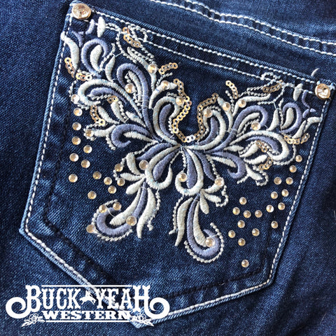 Outback Wild Child Jeans - Chrissy