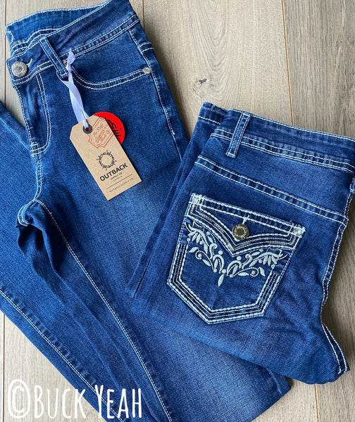 Outback Wild Child Jeans - Kimmi