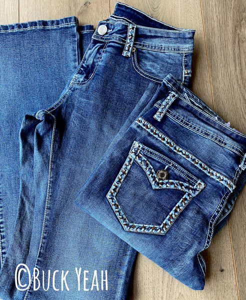 Outback Wild Child Jeans - Bonny
