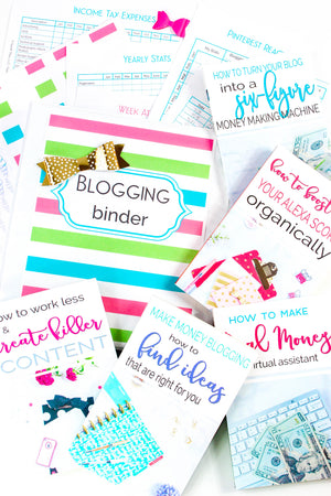 Blogging Bundle
