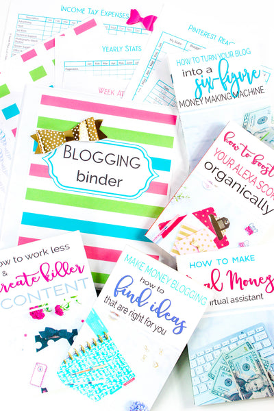 Honest Bloggers Bundle