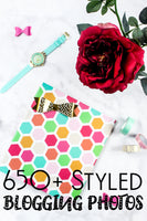 650+ Styled Blogging Photo Library