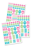 Blogging Binder Stickers