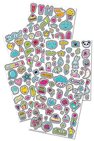 Cute Planner Stickers MEGA Pack